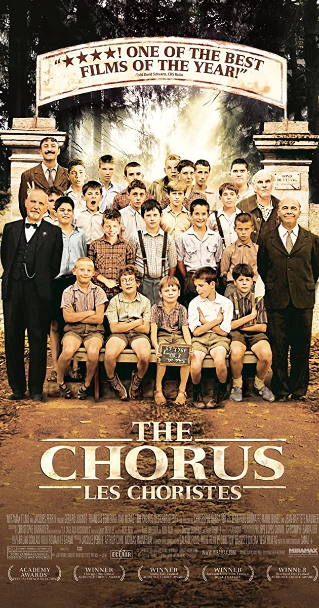 Хористы (Les choristes), 2004